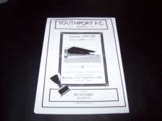 Southport Reserves v Runcorn Reserves, 1997/98 [DC]